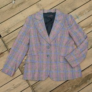 Vintage Escada Wool blazer Jacket size 42